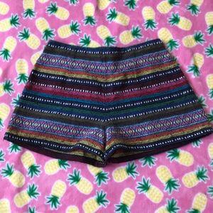 Pants - Super cute colorful shorts